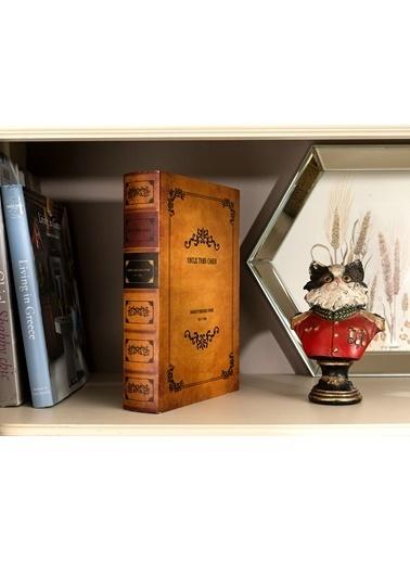 Madame Coco Tiffenn Büyük Kitap Kutusu Renkli